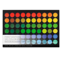 First Edition - 120 Color Eyeshadow Palette