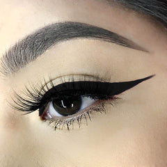 LA SPLASH UD Wings: Sinner (Black) Waterproof eyeliner mousse