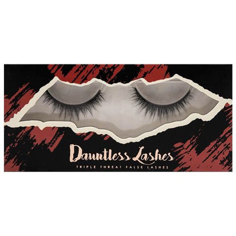 LA SPLASH Dauntless Lashes - Basic