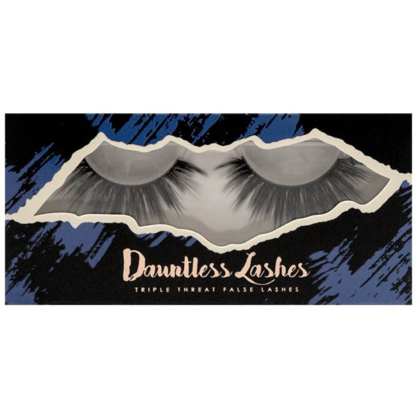 LA SPLASH Dauntless Lashes - Savage