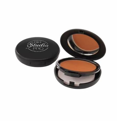 Studio Pro Matte Finish Pressed Powder - Shade #255