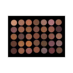 35J - 35 Colour Java Eyeshadow Palette