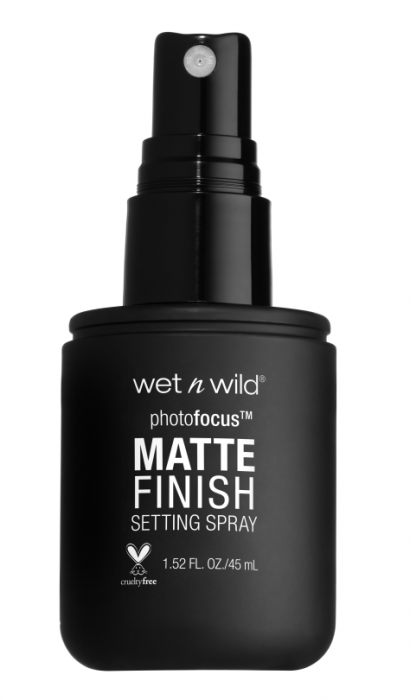 Wet n Wild Photo Focus Matte Setting Spray - Matte Appeal