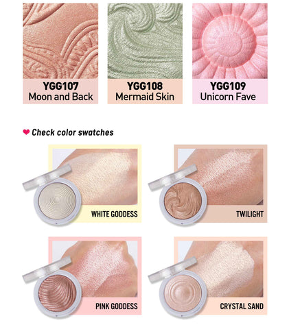You Glow Girl Baked Highlighter -Unicorn Fav