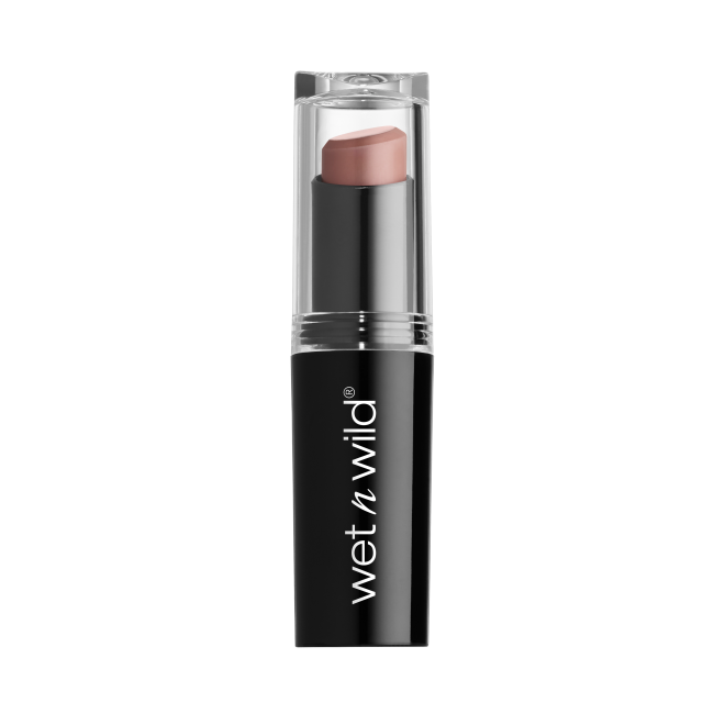 Wet n Wild MegaLast Lip Color Lipstick Never Nude