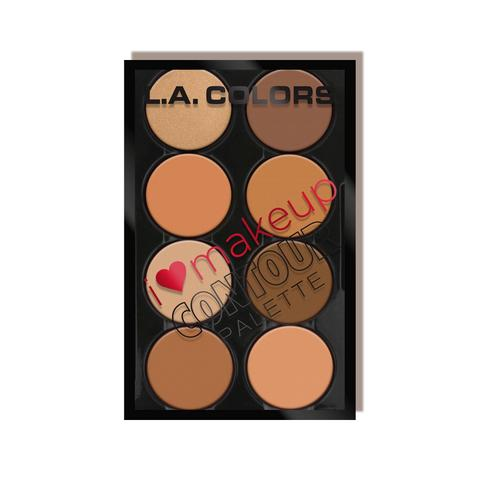 MEDIUM TO DEEP I Heart Makeup Contour Palette