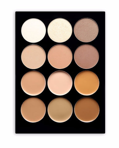 COLOR CREAM & CONTOUR PALETTE
