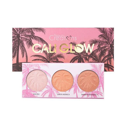 Beauty Creations Cali Glow Highlighter Palette