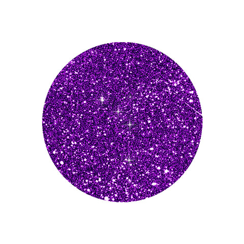 Crystallized Glitter Purple Rain