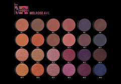Melrose Ave- 24 Shade Eyeshadow Palette ESP105