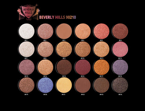 Beverly Hills 90210- 24 Shade Eyeshadow Palette ESP106