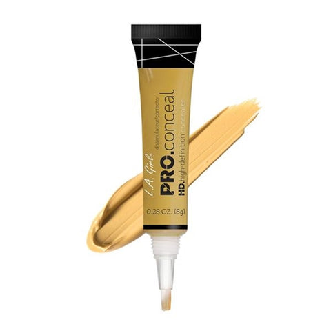 GC991 Yellow Corrector - Concealer HD Pro Conceal