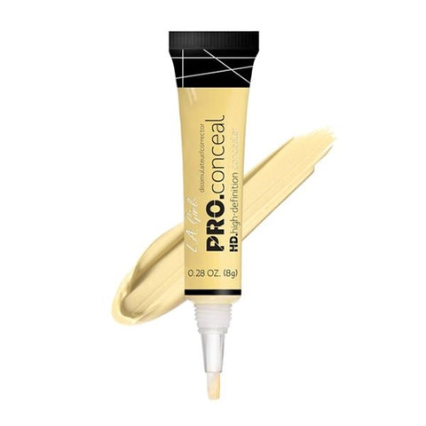 GC995 Light Yellow Corrector - Concealer HD Pro Conceal