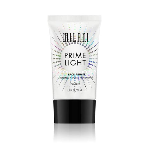 PRIME LIGHT - STROBING + PORE MINIMIZING PRIMER