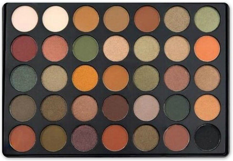 35K SILENT NIGHT EYESHADOW PALETTE