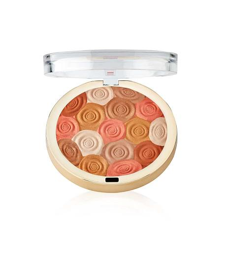 ILLUMINATING FACE POWDER 01 AMBER NECTAR