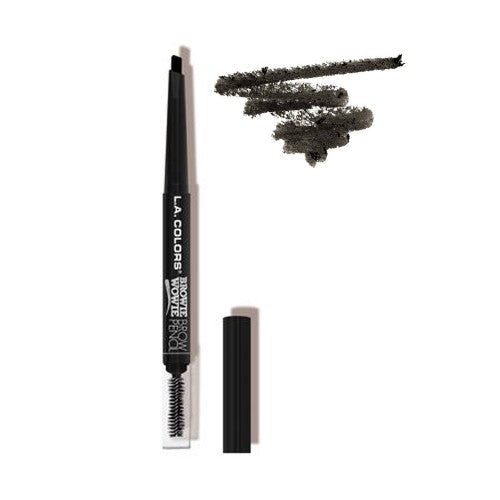 Black BROWIE WOWIE EYEBROW PENCIL