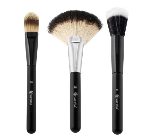 Blending Face Trio - 3 Piece Brush Set