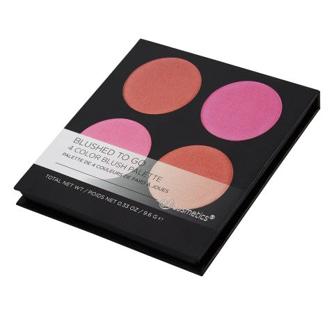Blushed To Go - 4 Color Blush Palette