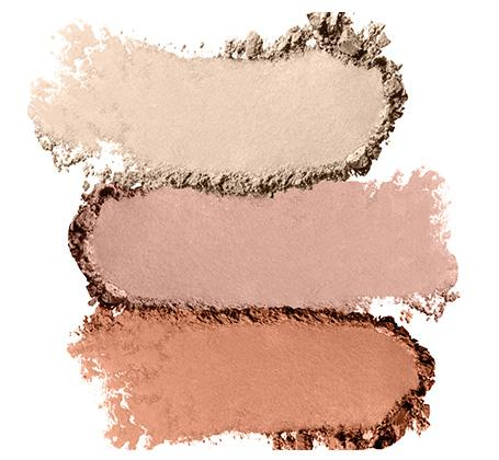 Bronze Booster Highlight + Contour Palette Matte Sculpting (6810)