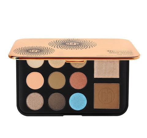 Bronze Paradise - Eyeshadow, Bronzer & Highlighter Palette