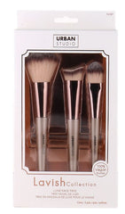LAVISH COLLECTION - Luxe Face Trio Brush Set