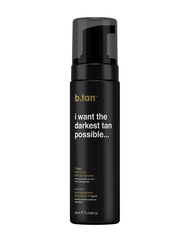 i want the darkest tan possible... Self Tan Mousse 200ml
