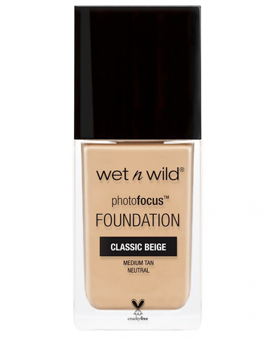 Wet n Wild Photo Focus Foundation Classic Beige