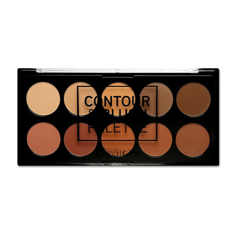 Contour And Blush PRO Powder Palette