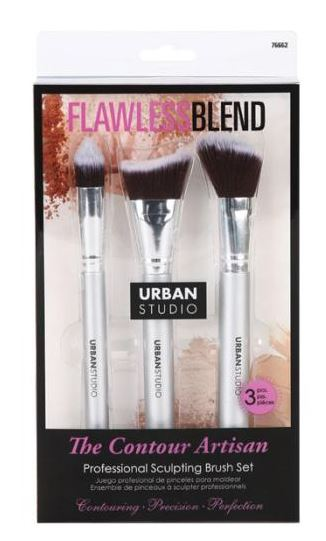 THE CONTOUR ARTISAN - Flawless Blend Brush Set