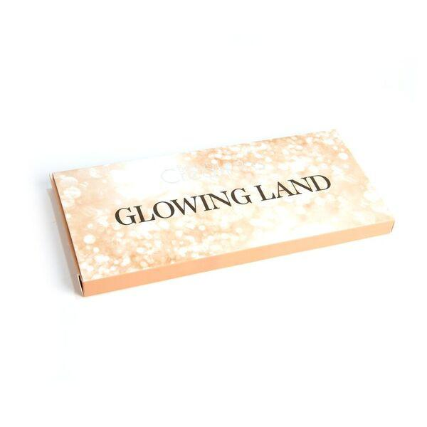 GLOWING LAND HIGHLIGHT PALETTE