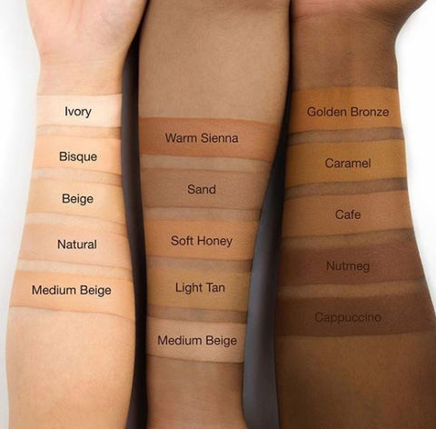 GLM672 Bisque PRO Matte Foundation