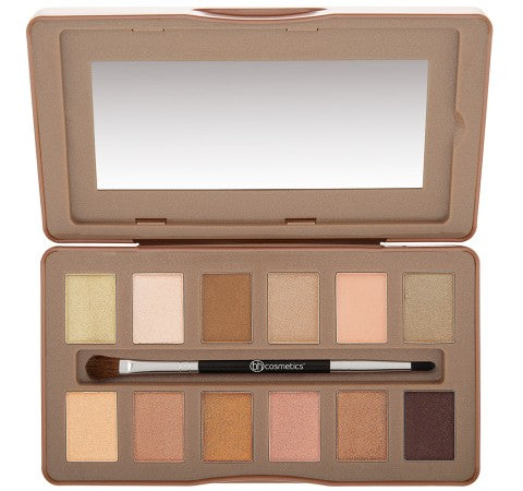 Nude Rose - 12 Color Eyeshadow Palette