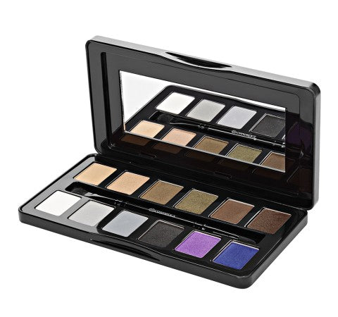 Nude Rose Night Fall - 12 Color Eyeshadow Palette