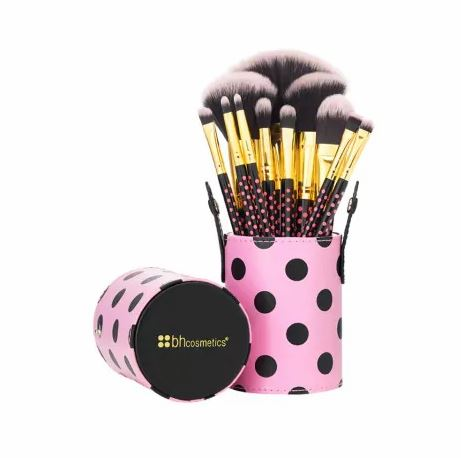 Pink-A-Dot - 11 Piece Brush Set