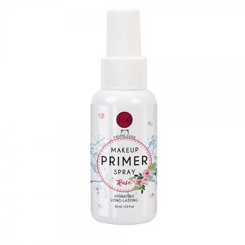 Prime Time Makeup Primer Spray ROSE