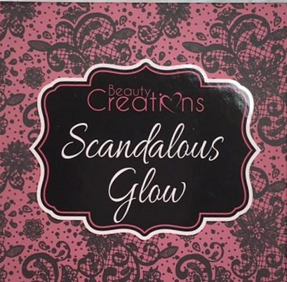 SCANDALOUS GLOW HIGHLIGHT PALETTE