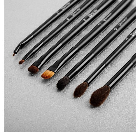 Smokey Eye Essential - 7 Piece Brush Set