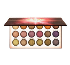 Solar Flare - 18 Color Baked Eyeshadow Palette