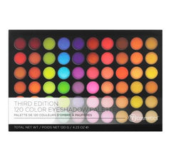 Third Edition - 120 Color Eyeshadow Palette