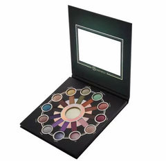 Zodiac - 25 Color Eyeshadow & Highlighter Palette