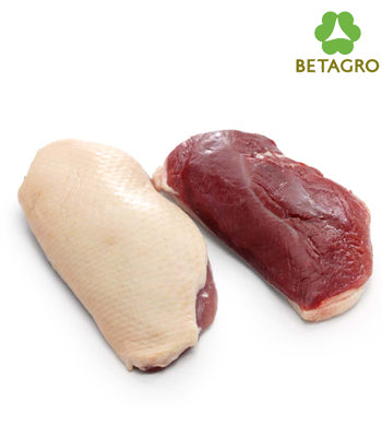 Boneless Meat Duck Breast 1 kg/pack  (frozen)