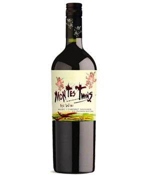 MONTES TWINS RED BLEND, D.O. 750 ml