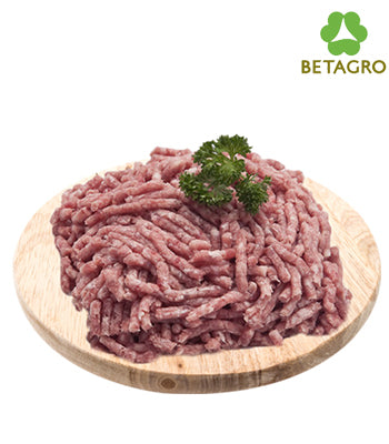 Duck Mince 1 kg pack  (frozen)