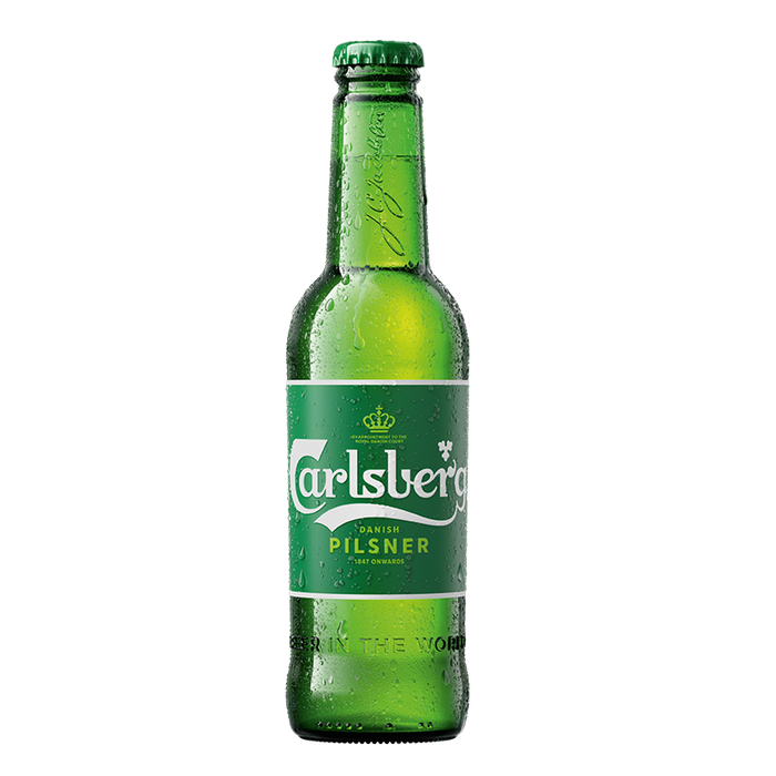 Carlsberg 640ml bottle CHILLED
