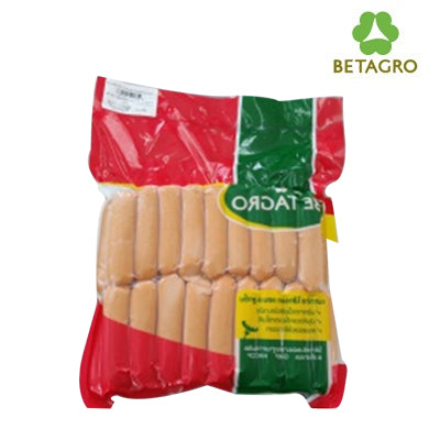 Smoked Hot Dog Sausages 3,5 inch 1 Kg pack