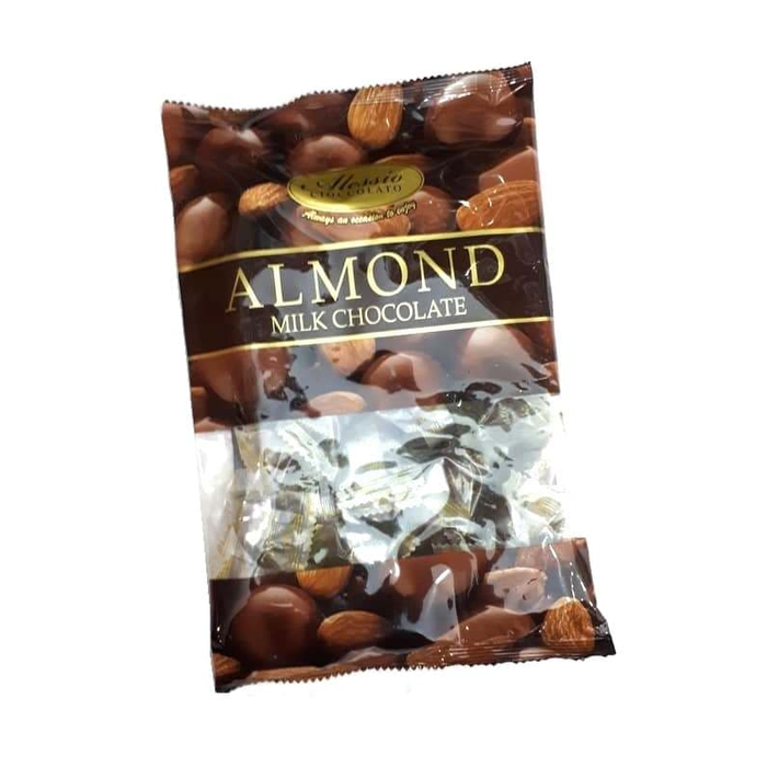 ALESSIO	ALMOND MILK CHOCOLATE	250G
