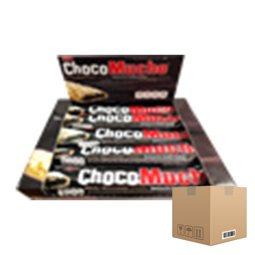 BOX OF 20 Choco Mucho-Cookies & Cream 25g pack of 10 pieces