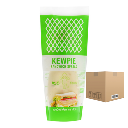 BOX OF 24 Kewpie Sandwich Spread 130 ml