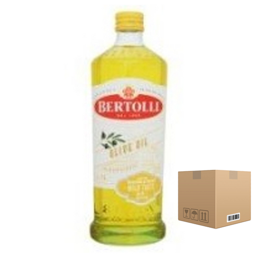 BOX OF 12 bottles Bertolli Classico 0,5L